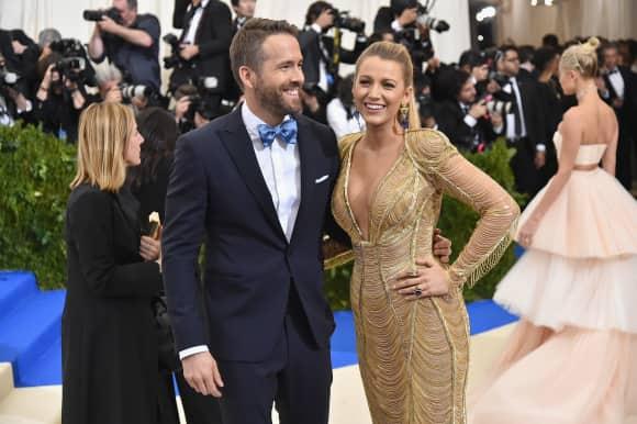 Ryan Reynolds, Blake Lively, Ryan Reynolds und Blake Lively, Ryan Reynolds und Blake Lively Hochzeit