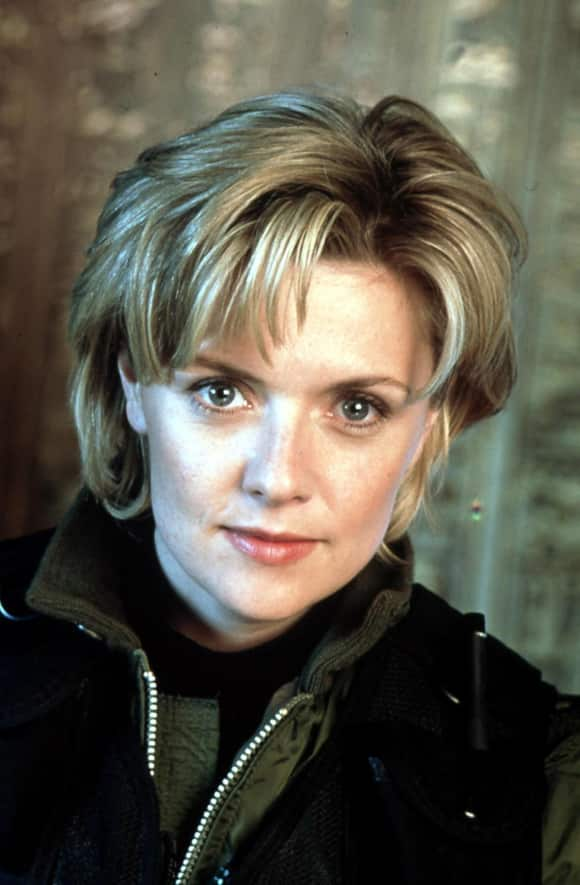 "Amanda Tapping alias ""Samantha Carter"" in ""Stargate SG-1"""