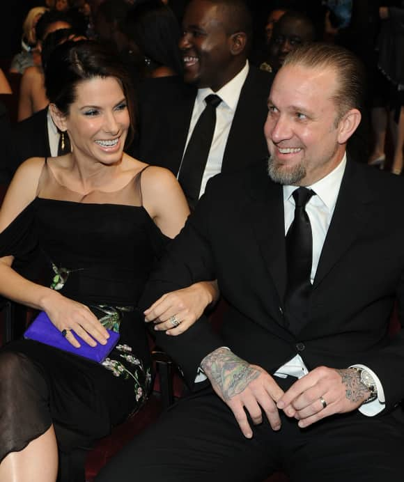 Sandra Bullock und Jesse James 2010 in Los Angeles
