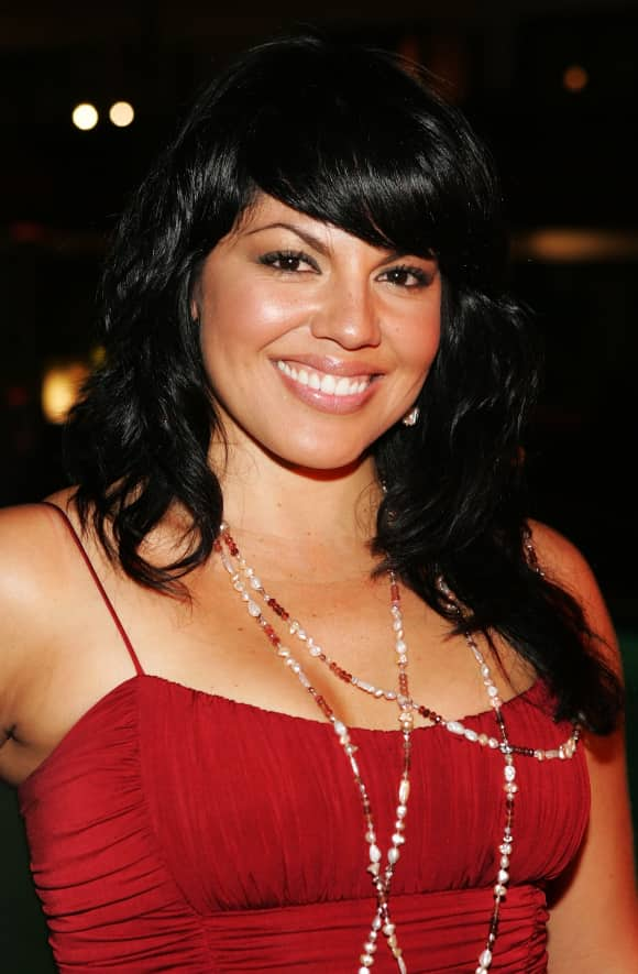 "Sara Ramirez alias ""Kelly Torres"" in ""Grey's Anatomy"""