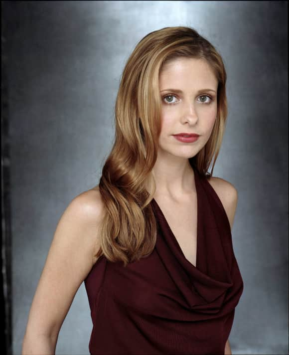 Sarah Michelle Gellar Buffy