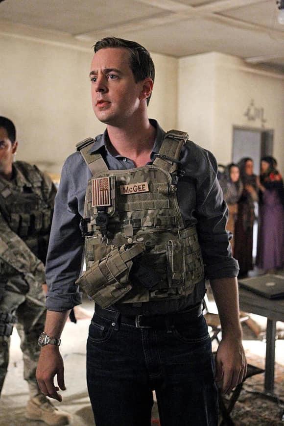 "Sean Murray alias ""Tim McGee"" in ""NCIS"""