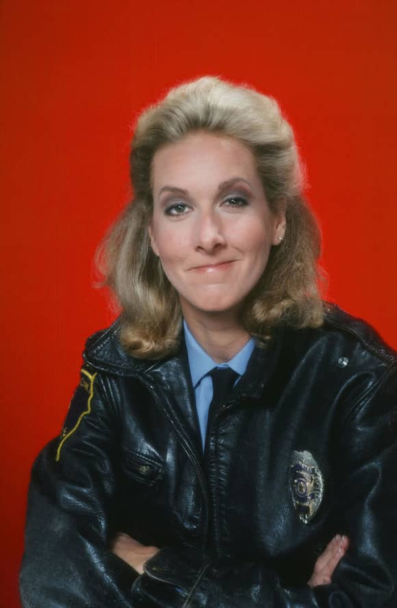 "Betty Thomas portrayed ""Sergeant Lucy Bates"" on Hill Street Blues."