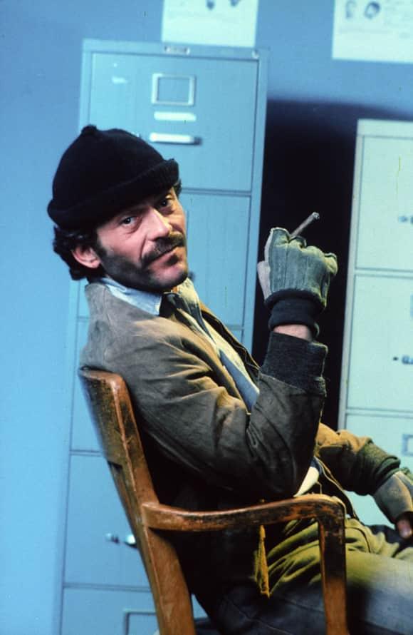 """Bruce Weitz portrayed """"Sgt. Mick Belker"""" on Hill Street Blues."""