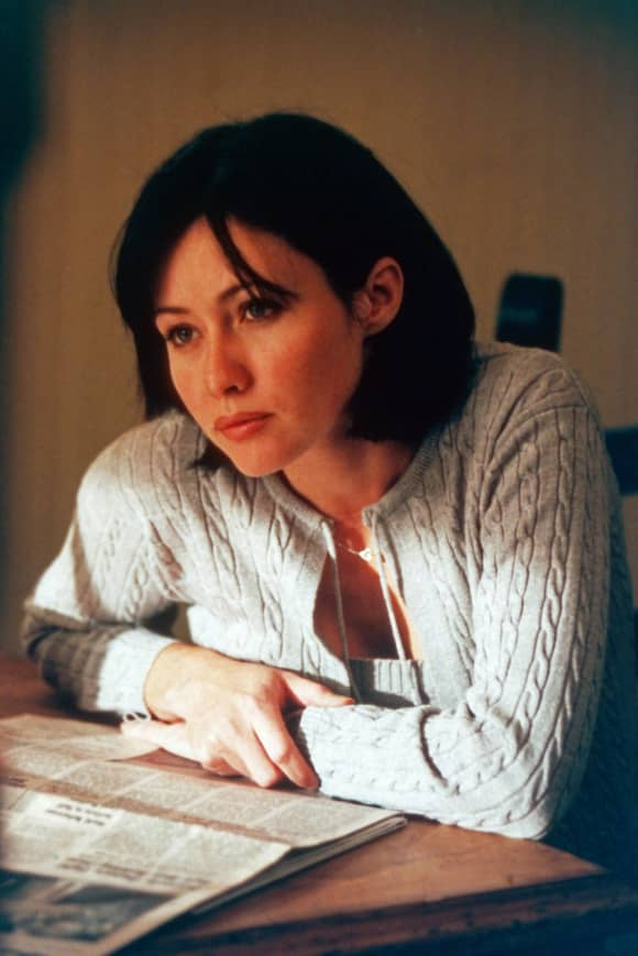"Shannen Doherty in ""Charmed"""