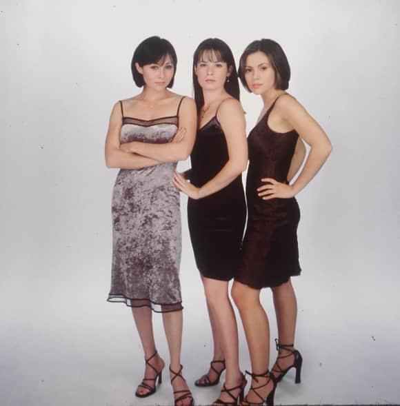 """Shannen Doherty, Holly Marie Combs und Alyssa Milano waren die ursprünglichen """"Halliwell""""-Schwestern"""