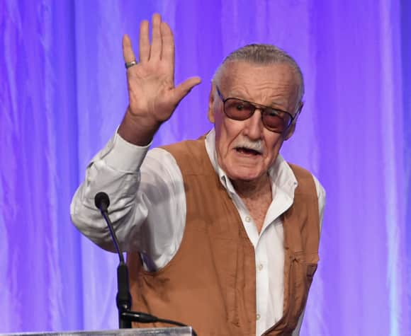 Stan Lee 2017 Hollywood Foreign Press Association's Grants Banquet.