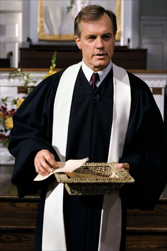 """Stephen Collins in der Serie """"Eine himmlische Familie"""""""