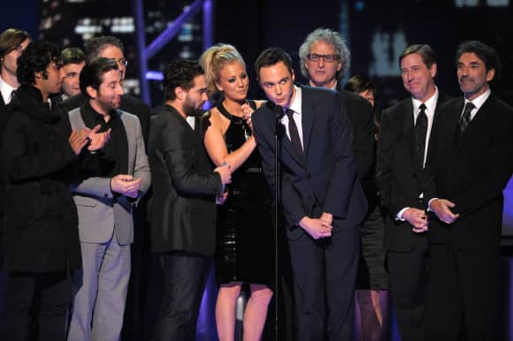 """The Big Bang Theory"" Cast"