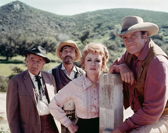 The Cast of Gunsmoke