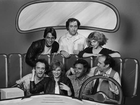 Tony Danza, Andy Kaufman, Judd Hirsch, Danny DeVito