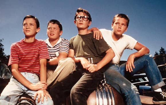 "The ""Stand By Me"" Cast"