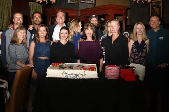 """The Young and the Restless"" cast"