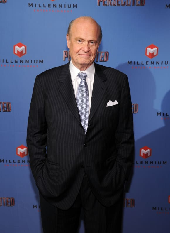 Fred Thompson in 2014