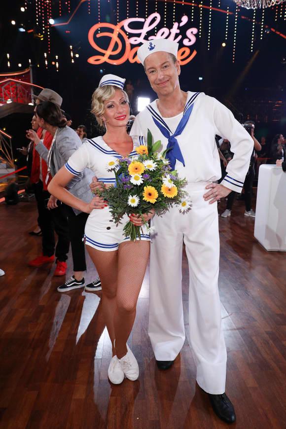 """Thomas Hermanns und Regina Luca müssen """"Let's Dance"""" verlassen, Thomas Hermanns, Lets Dance"""
