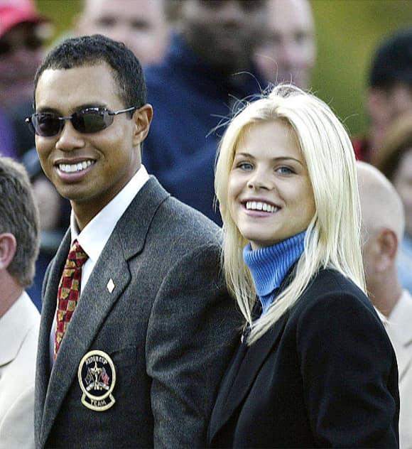 Tiger Woods, Elin Nordgren