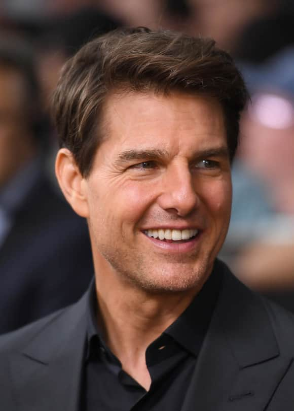 Tom Cruise is one the biggest movie stars on the planet