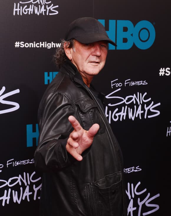 Tony Joe White Sonic HIghways New York City 2014