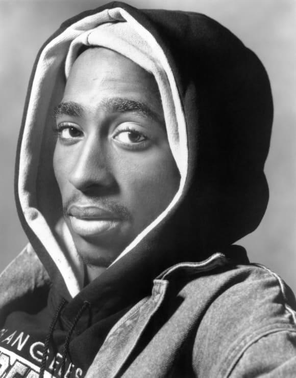 Tupac Shakur wurde im Jahr 1996 ermordet