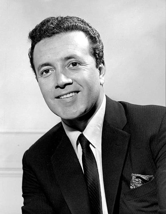 Vic Damone has passed away