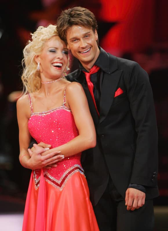 """Isabel Edvardsson und Wayne Carpendale gewannen die erste Staffel von """"Let's Dance"""""""