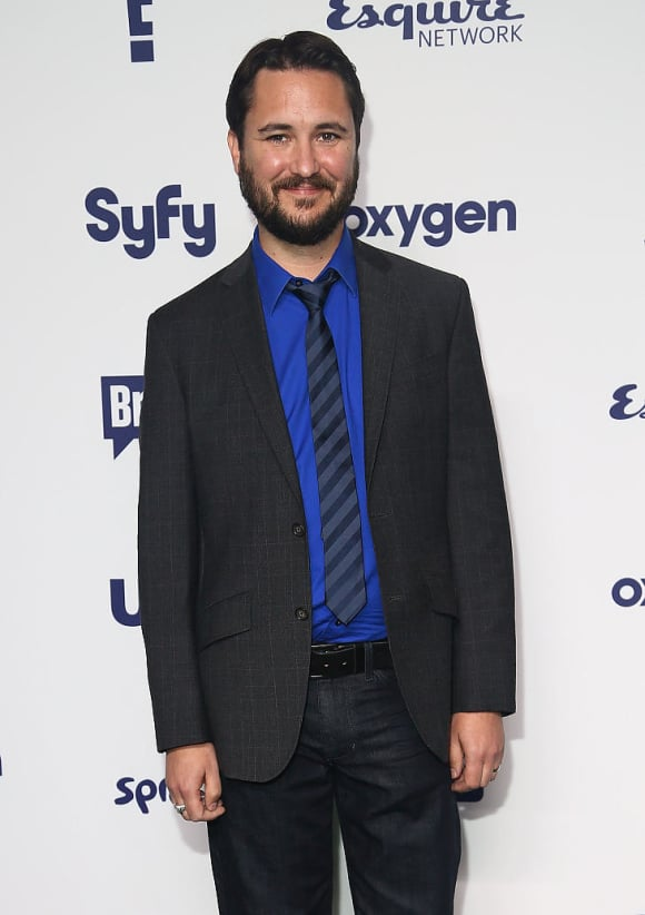 Wil Wheaton today